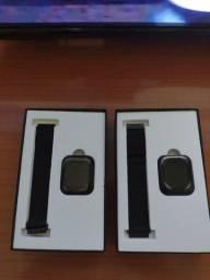 Relógio P80 são dois relógios