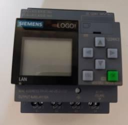 Controlador CLP 115/230 Vca 8 Digitais 4 Digitais  - SIEMENS com fonte