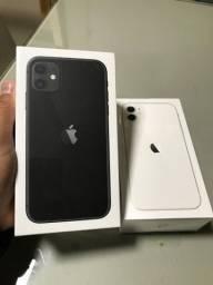iPhone 11 128GB NOVOS / LACRADOS