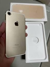 iPhone 7 32GB GOLD / Em Otimo Estado