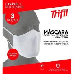 Máscara de Proteção Uso Social Trifil