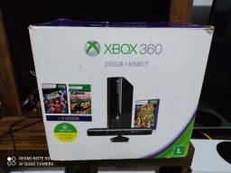 Xbox 360 desbloqueado+Kinect+HD