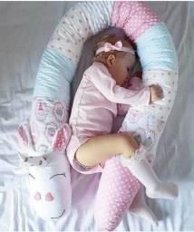 Rolo para berço do bebê