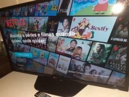 """Smart TV 39"""" Led LG - 3D - Full HD - (Estado de nova)"""