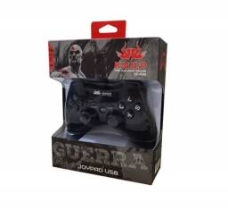 7991 - Controle para Video Game Ps3/Pc / Usb KP-4040