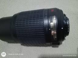 Lente Nikon DX 55-200mm 1:4-5.6g ED