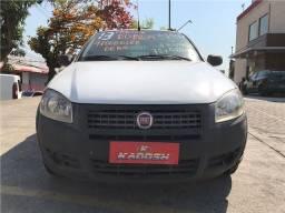 Título do anúncio: Fiat Strada 2013 1.4 mpi working ce 8v flex 2p manual