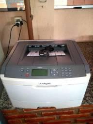 impressora lexmark e460dn