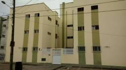 Apartamento no Cond. Parque dos Rios - 62m² - 3 quartos e 2 banheiros - Neópolis