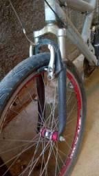 Bicicleta com Amortecedor