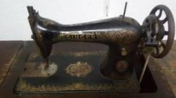 Máquina Costura Singer Antiga