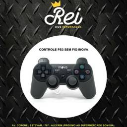 Controle de PlayStation 3 sem fio