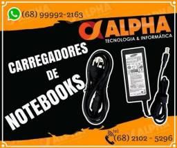 Carregadores Para Notebook e Netbook