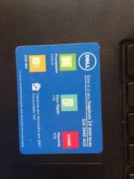 Notebook Dell I3 - Zerado