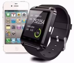 Smartwatch Relógio Inteligente Bluetooth Android Iphone