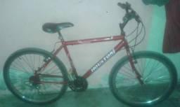 Bicicleta houston de macha