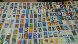 Coleção de cartões antigos