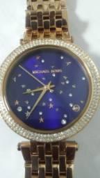 3a1660e70f16b Relógio Feminino Michael Kors Mk3728 Estrela - A PRova d agua