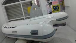 Barco Inflável /Rigido Flexboat SR 12 STD Branco - 2000