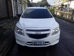 Gm - Chevrolet Onix LT Completo + Gnv, segundo dono, super conservado - 2015