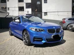 BMW M235i 3.0 Turbo 6cc com 28.000KM - M235 235i - 2015