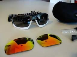 Óculos Oakley Jawbone 100% original, americano, novo, 2 lentes comprar usado  São Paulo