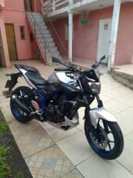 Vendo moto MT 03 - 2017