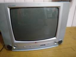 Tv 21 polegadas funcionando perfeitamente