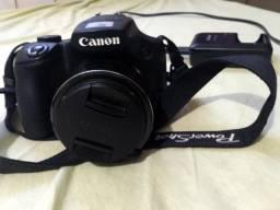 Câmera Canon sx60 hs full HD Super Zoom