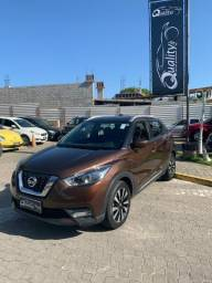 Nissan kicks SV 2018 com 24000 rodados - 2018