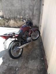 Moto Fan Honda 150 - 2012