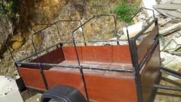 Carretinha reboque - 2012