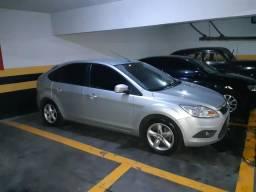 Ford Focus 2011 GLX 16V Flex Hatch Prata Único Dono - 2011