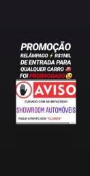Recuse IMITAÇÕES!! R$1MIL DE ENTRADA MESMO SÓ AQUI NA SHOWROOM AUTOMÓVEIS - 2015
