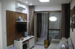 Apartamento à venda com 1 dormitórios em Alphaville i, Salvador cod:1640_690