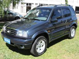 GM Chevrolet Tracker 2.0 4x4 2008 azul - completa, original