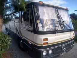 Vendo Lindo MotorHome Mercedes Benz- Sem troca - 1986