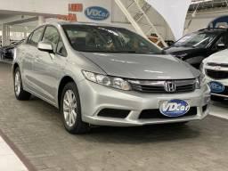 Civic LXS 1.8 - 2014