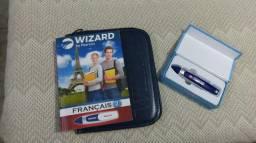 Material Wizard Frances 2 (com wizpen e capa)