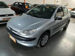 Peugeot/206 1.4 Completo - 2005