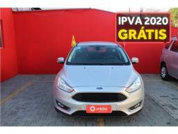 Ford Focus 1.6 se 16v flex 4p manual - 2018