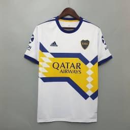 Camisa Boca Juniors 2020/21 (Tam M)