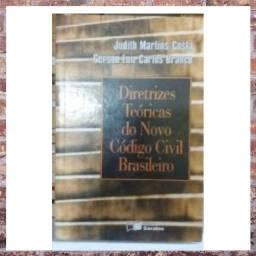 Livro: Diretrizes Teóricas do Novo Código Civil Brasileiro Judith Martins Costa