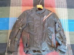 Jaqueta motociclista X11 cordura Evo3 Preta 2G