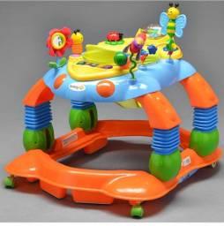 Andador para bebês Safety Melody Garden