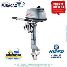 Motor de Popa Hidea 5hp 2T