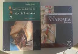 Atlas Anatomia Humana Novo, Lacrado