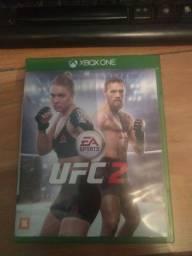 UFC 2 jogão de Xbox One