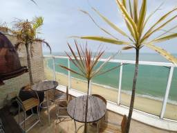 ES- Luxuosa cobertura na orla da Praia da Costa