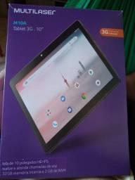 Multilaser M10A (tablet novo na caixa)